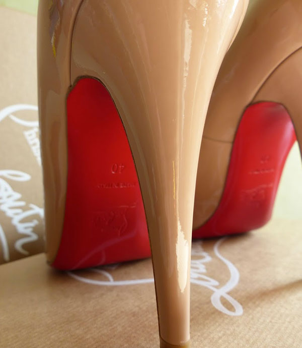 nouvelle arrivee f31e0 d3c76 Christian Louboutin shoes for less, Andorra – Taxfree prices ...